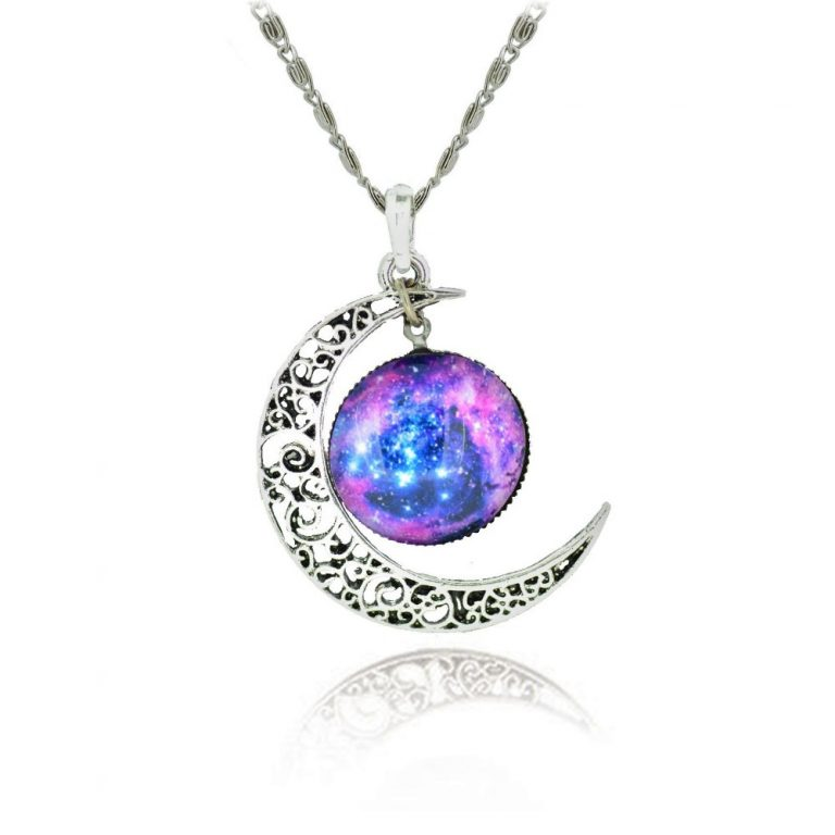 Statement Necklace – Moon