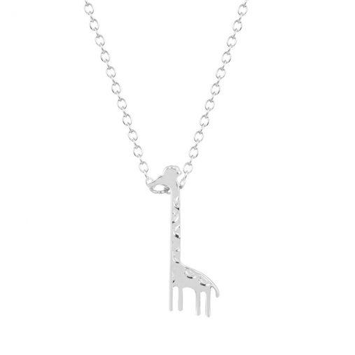Cute Giraffe Necklace