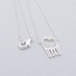 Loving Giraffes Necklace