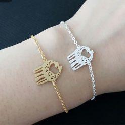 Giraffe Love bracelet