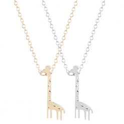 Cute Giraffe Necklace