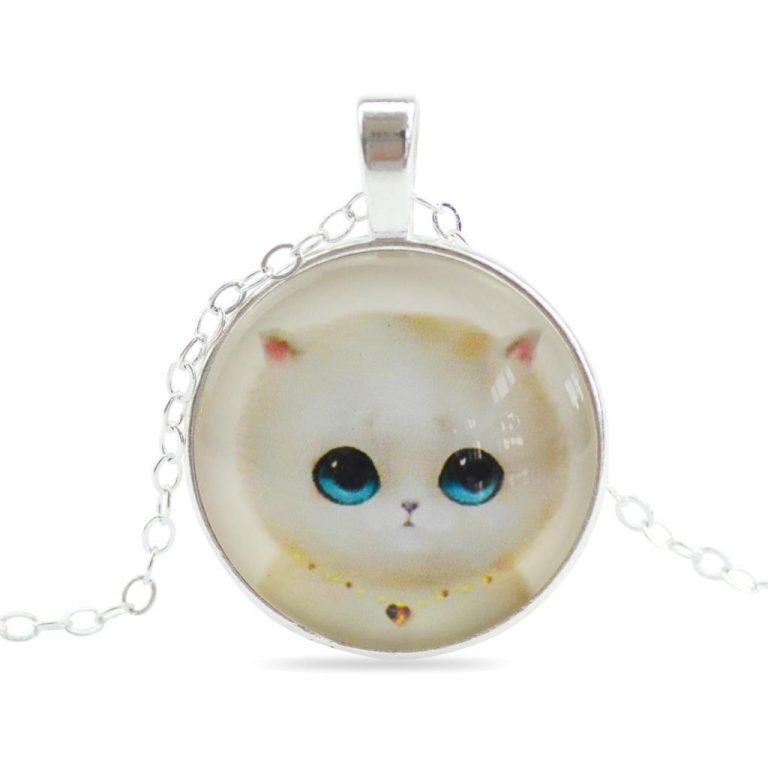 Sweet Cat Pendants