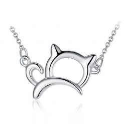 DALI Lucky Cat Necklace