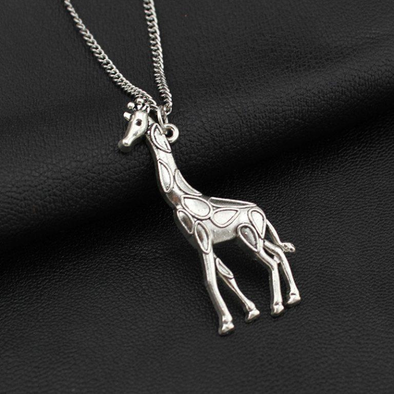 Giraffe necklace