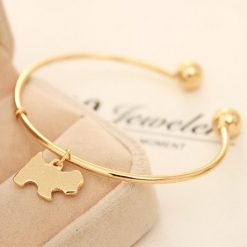 Dog Bangles Bracelet