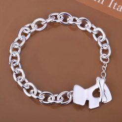Silver 925 Dog Bracelet