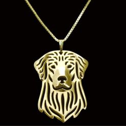 Collie Dog Necklace