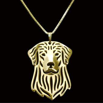 Collie Dog Necklace