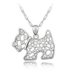 Scottish Dog Necklace
