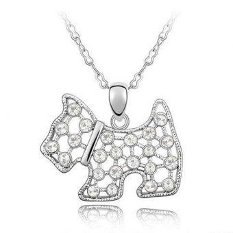 Scottish Dog Necklace