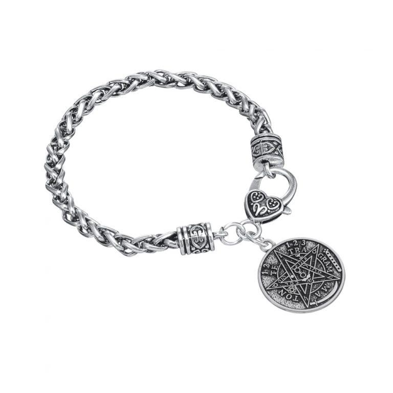Tetragrammaton Pagan Bracelet
