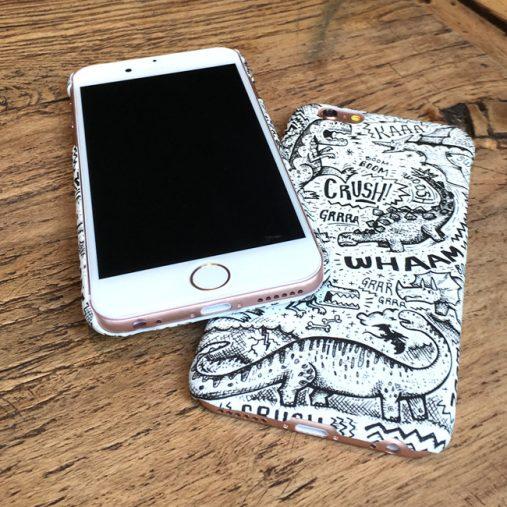 iPhone Dinosaur Case
