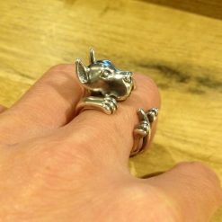 Great Dane adjustable ring
