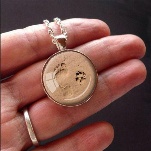 Dog lovers paw Pendant