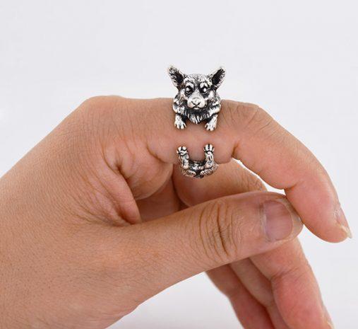 Corgi Vintage Ring