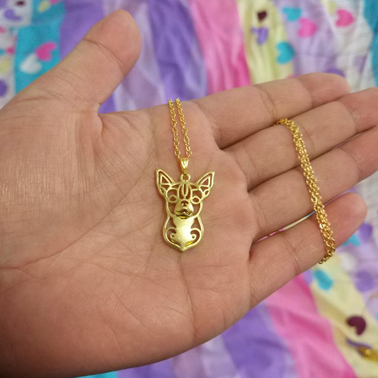 New Chihuahua Necklace