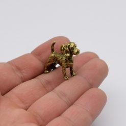 Ace Gems Beagle Necklace