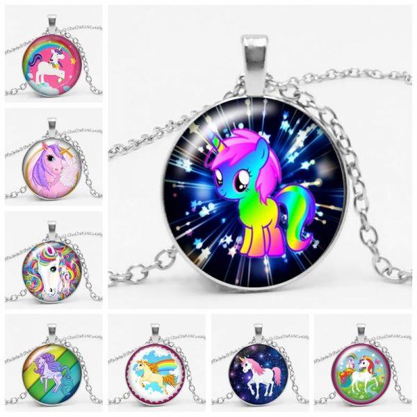 Unicorn Gems Pendant