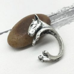 Bull Terrier Adjustable Ring