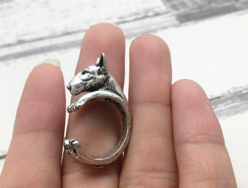 Bull Terrier Adjustable Ring