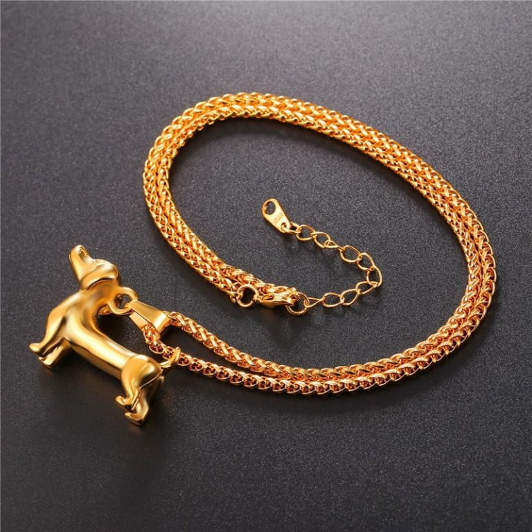 High Quality Dachshund Necklace