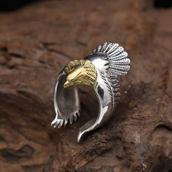 Ace Gems Eagle Ring