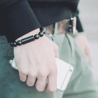 Ladegerät Armband für iPhone / Android