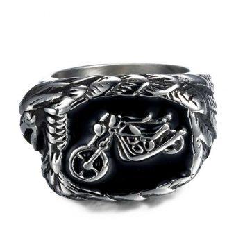 Motorrad Eagle Ring
