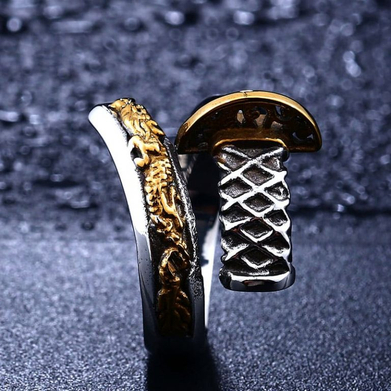 Samurai Sword Ring
