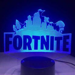 Fortnite Lamp – 3D Illusion Night light