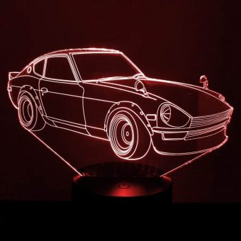 Nissan / Datsun 240Z 3D Illusion Led Lamp
