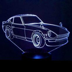 Nissan / Datsun 240Z 3D Illusion Led Lamp