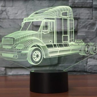Freightliner Columbia 3D Illusion LED-Lampe