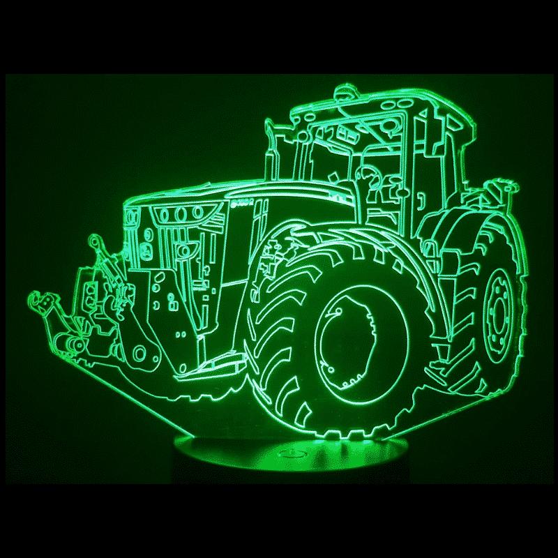 CaseIH Optum 3D Illusion Led Lamp