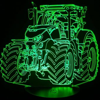 CaseIH Optum 3D Illusion Led Lamp
