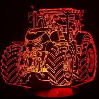 CaseIH Optum 3D Illusions-LED-Lampe