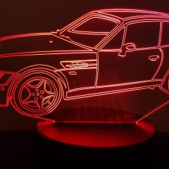 BMW Z3 Coupe 3D Illusion Lamp