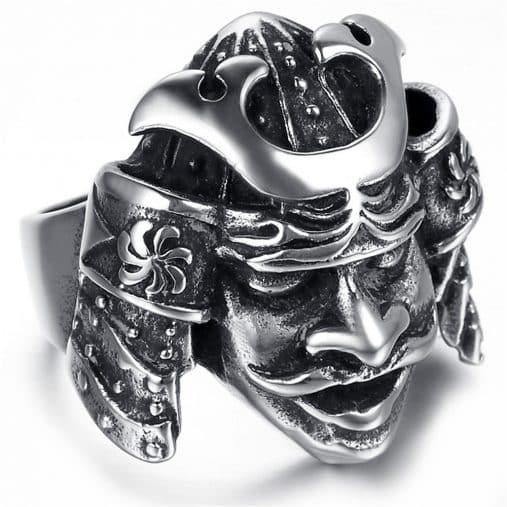 Samurai Warrior Ring