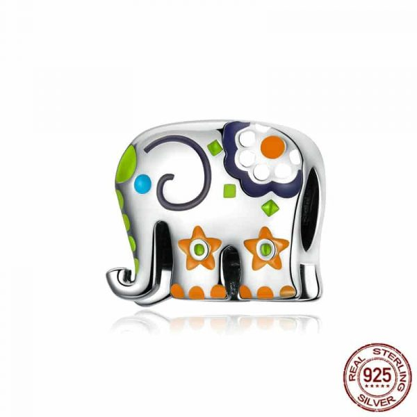 Thailand Elephant Beads