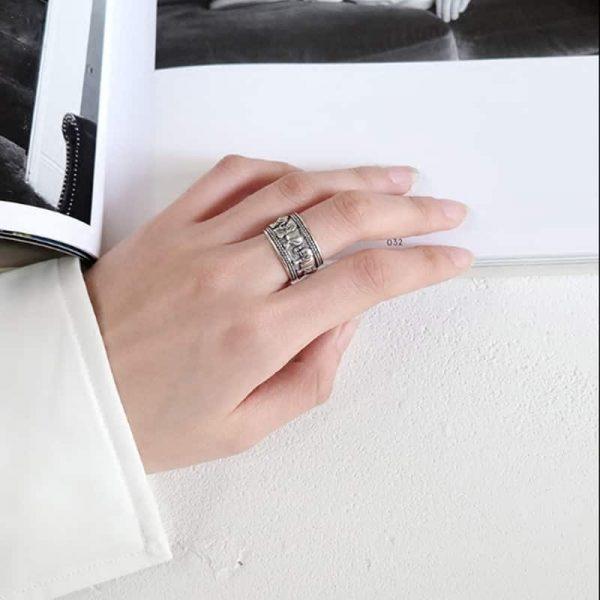 Adjustable Elephant Ring