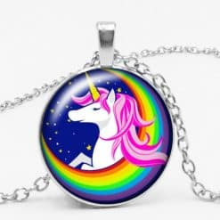 Unicorn Gems Pendant