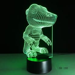 Digimon 3D Illusion Led Lamp