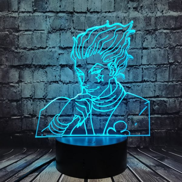 Hisoka 3D Led Light (Hunter X Hunter)