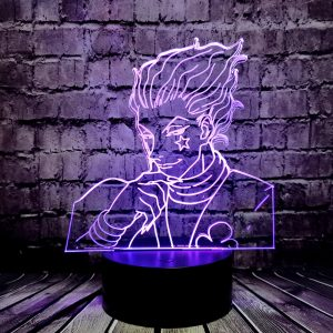 Hisoka 3D Led Light (Hunter X Hunter)