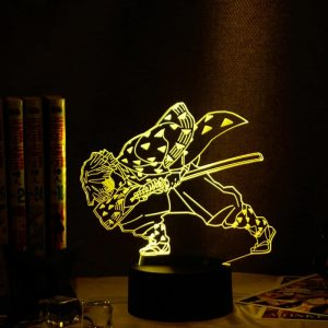 Captain Levi Ackerman Led Anime Lamp (Attack on Titan)