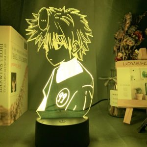 Killua Zoldyck 3D Illusion Led Lamp (Hunter X Hunter)