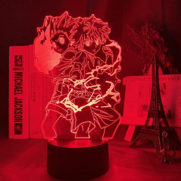 Gon and Killua Led Anime Lamp (Hunter X Hunter)
