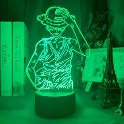 Luffy 3D Illusion Led Lamp