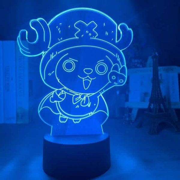 Tony Tony Chopper 3D Illusion Led Lamp (One Piece)