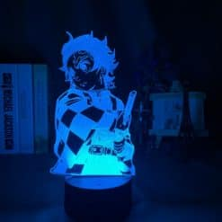 Tanjiro Kamado 3D Illusion Led Lamp